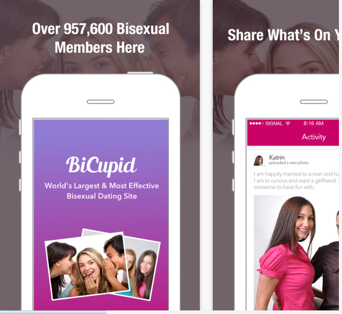 Bi Cupid Homepage